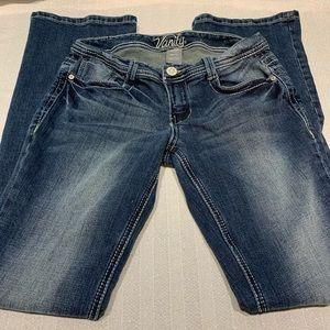 Vanity Curvy Bootcut Jeans Size 28